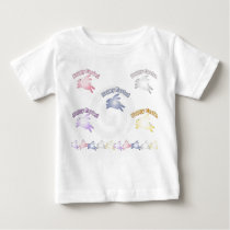 Easter Bunnies Baby T-Shirt