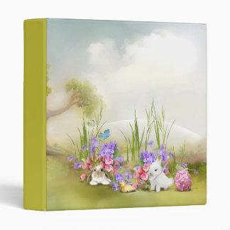 Easter Bunnies Binder