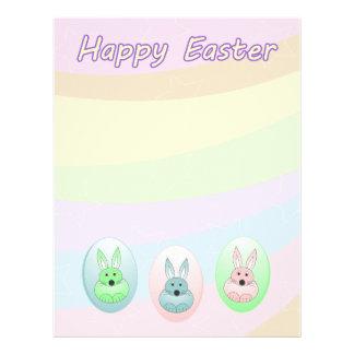 Easter Bunnies flyer