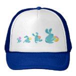 easter bunnies hats
