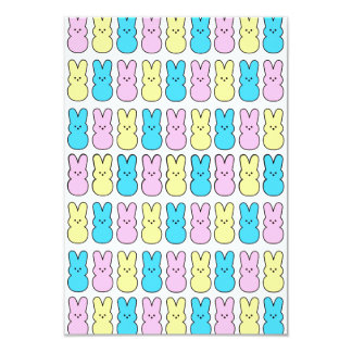 Easter Bunnies (Multi Color) Easter Party Invites