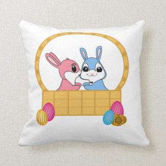 Easter Bunnies Pillows