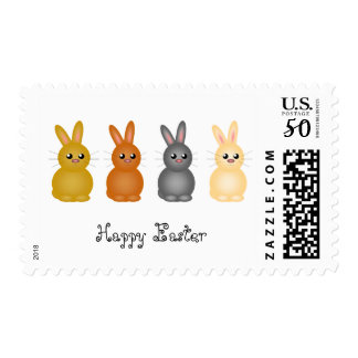 Easter Bunnies Postage