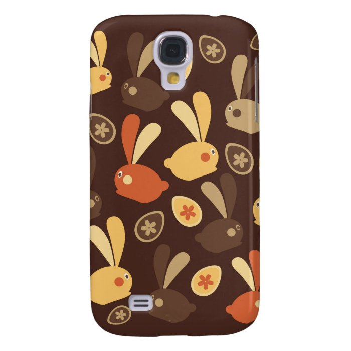 Easter Bunnies  Samsung Galaxy S4 Cover