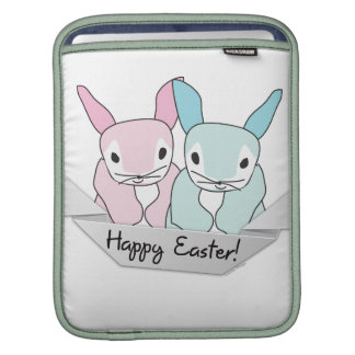 Easter Bunnies Sleeves For iPads