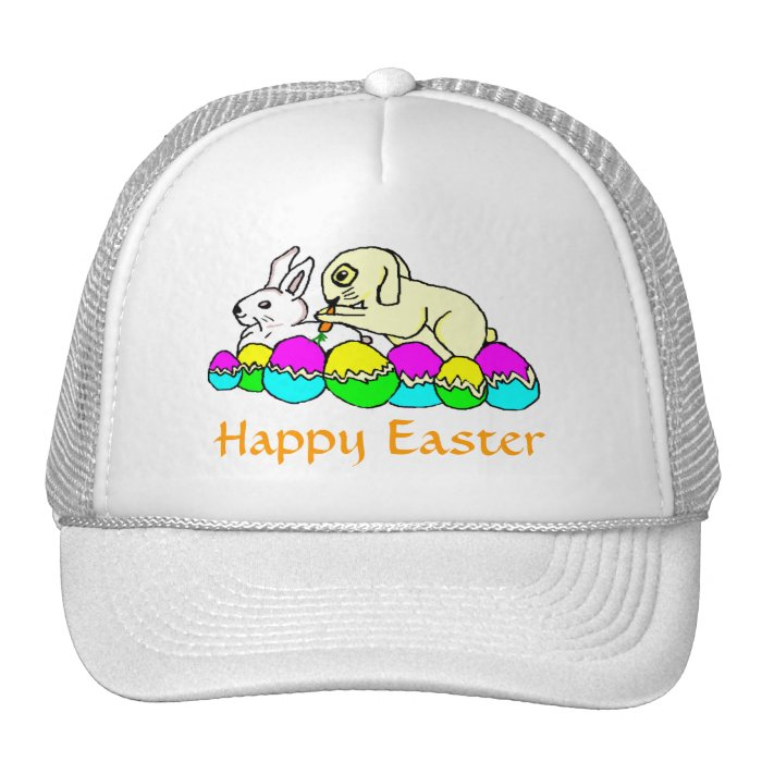 Easter Bunnies Trucker Hat