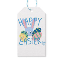 Easter Bunny 1 Gift Tags