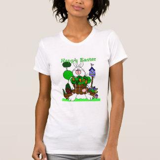 Easter Bunny 1 - Happy Easter Tee Shirt
