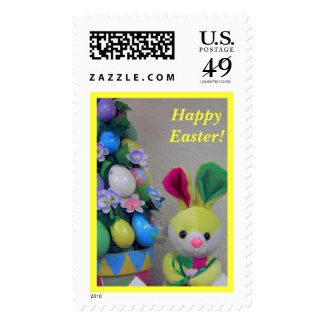 Easter Bunny 1 Postage Stamps