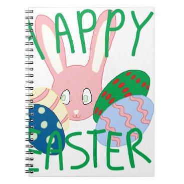 jasmineflynn Easter Bunny 2 Notebook