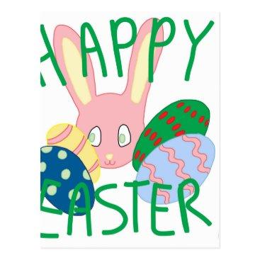 jasmineflynn Easter Bunny 2 Postcard