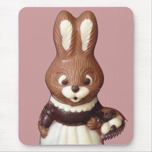 Easter Bunny 3D Mousepad