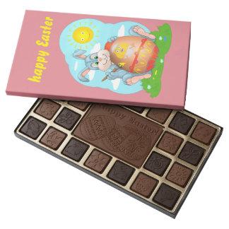 Easter bunny 45 piece box of chocolates