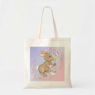 Easter Bunny and Basket Bags