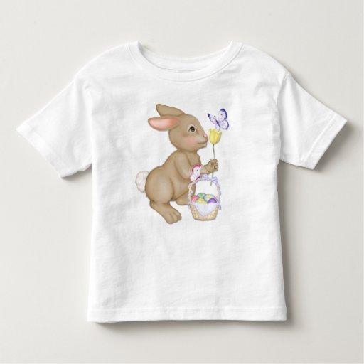 Easter Bunny and Basket Shirt