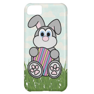 Easter Bunny and Easter Egg iPhone 5C Case