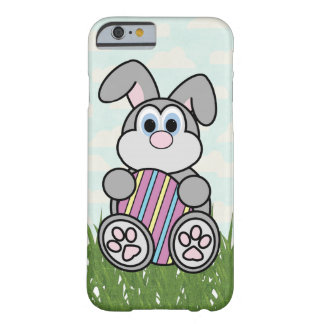 Easter Bunny and Easter Egg iPhone 6 Case