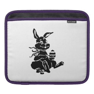 Easter Bunny and Egg Sleeve For iPads