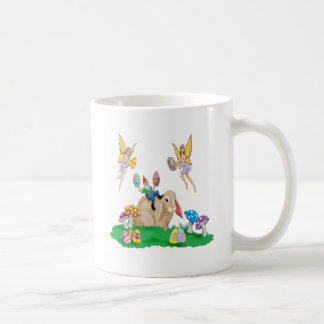 Easter Bunny And Friends Coffee Mugs