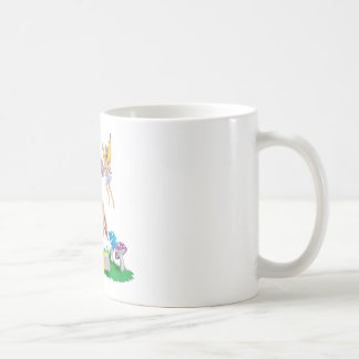 Easter Bunny And Friends Mugs