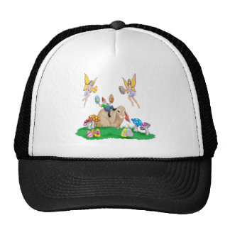 Easter Bunny And Friends Trucker Hat
