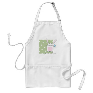 Easter Bunny Apron