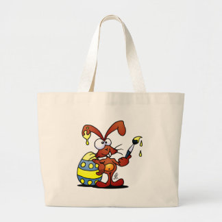 Easter Bunny Canvas Bags
