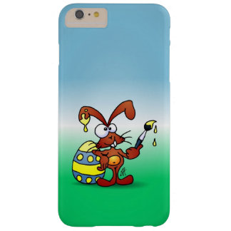 Easter Bunny Barely There iPhone 6 Plus Case
