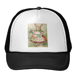 Easter Bunny Basket Baby Forget Me Not Hats