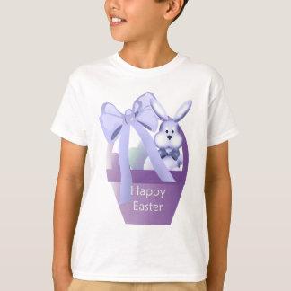 Easter Bunny Basket Boys Happy Easter T-Shirt