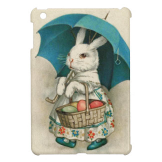 Easter Bunny Basket Colored Egg Umbrella Cover For The iPad Mini
