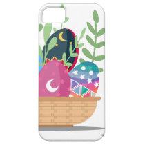 easter bunny basket iPhone SE/5/5s case