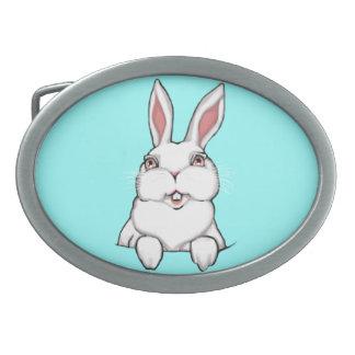 Easter Bunny Belt Buckle Festive Easter Buckle