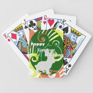 Easter Bunny Playing Cards Deck Of Cards For