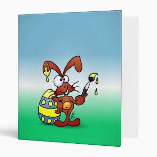 Easter Bunny Binder