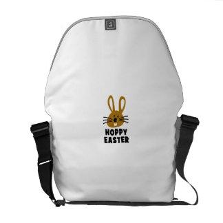 Easter Bunny Bolsa Messenger