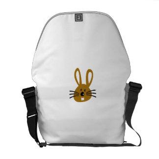 Easter Bunny Bolsa De Mensajería