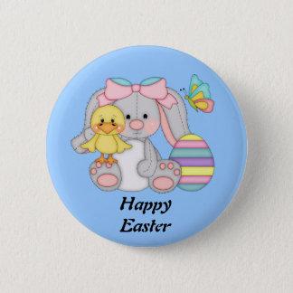 Easter Bunny Button