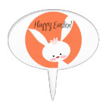 Easter Bunny Cake Picks