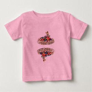 Easter Bunny Candy Nest Baby T-Shirt