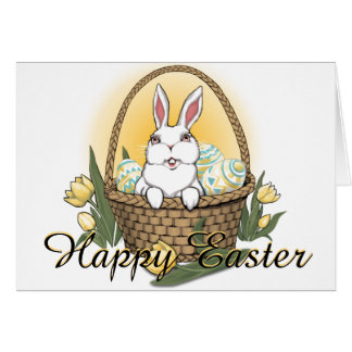 Easter Bunny Cards Personalized Easter Cards