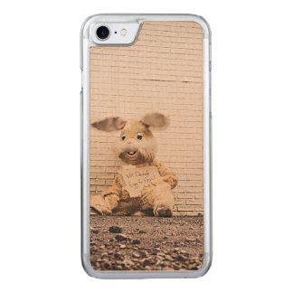 Easter Bunny Carved iPhone 8/7 Case