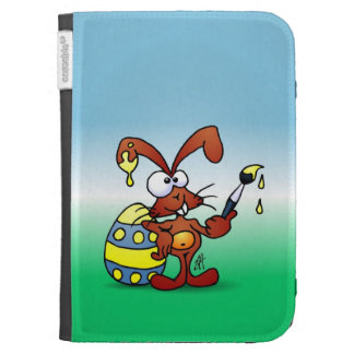 Easter Bunny Case For Kindle