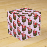 Easter Bunny Cat Party Favor Box