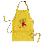 Easter Bunny Chef Apron