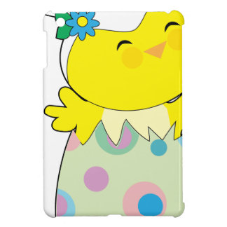 Easter Bunny Chick iPad Mini Cases