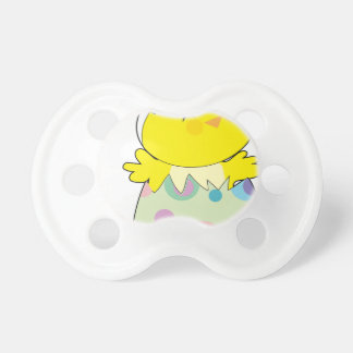 Easter Bunny Chick Pacifier