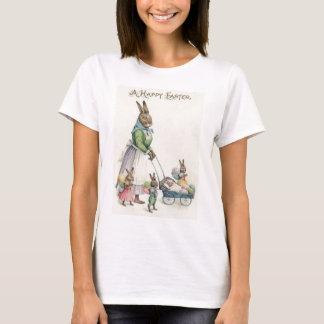 Easter Bunny Children Colored Egg T-Shirt