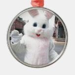 Easter Bunny Christmas Tree Ornament