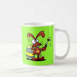 Easter Bunny Classic White Coffee Mug